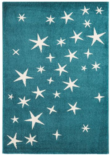 All Star Blue Rug